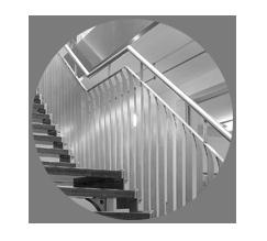 Metall-Auer, Oberösterreich, Vordächer, Geländer, Balkone, Konstruktionen