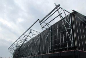 Montage, Monteure Metall-Auer, Montieren, Metallbau, Stahlbau