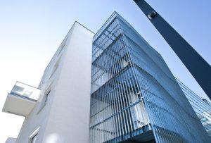 Geländer, Treppen, Stiegen, Metall-Auer, Österreich, Hausruckviertel, Innviertel